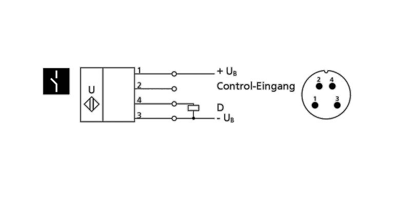 ews-15/CD Set | Ultraschall-Einwegschranke | microsonic